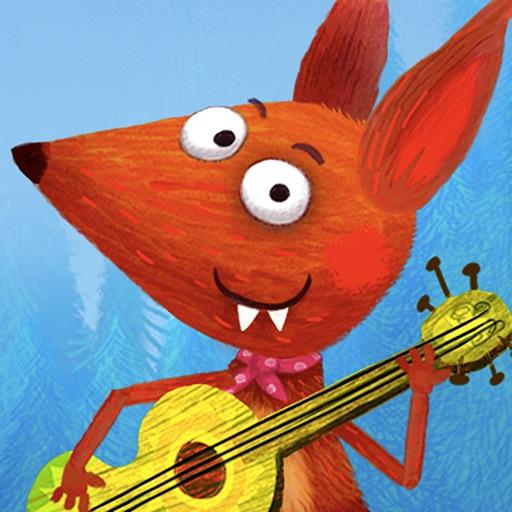 Little Fox Music Box  - Sing along fun for kids icon