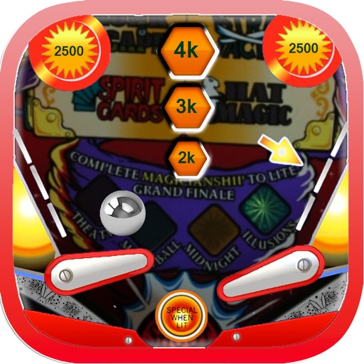 Classic Pinball Flipper Free Deluxe Kids Fun