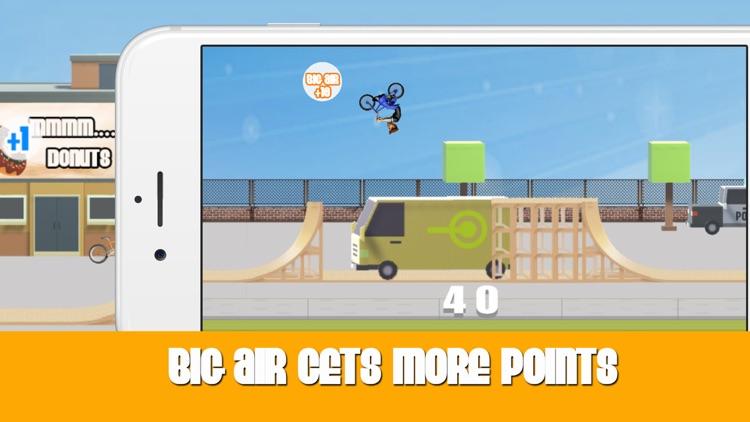 BMX Backflip King screenshot-3