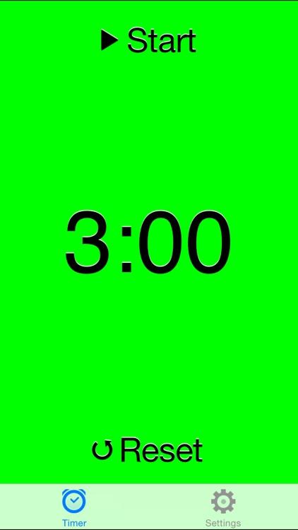 Stoplight Clock