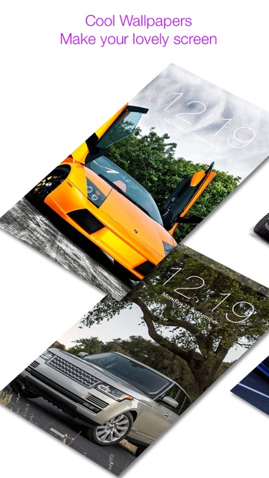 Car Wallpapers & Backgrounds HD Screen Themes