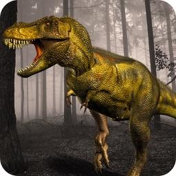 Dinosaur Simulator 3D Attack: Survival Game 2017
