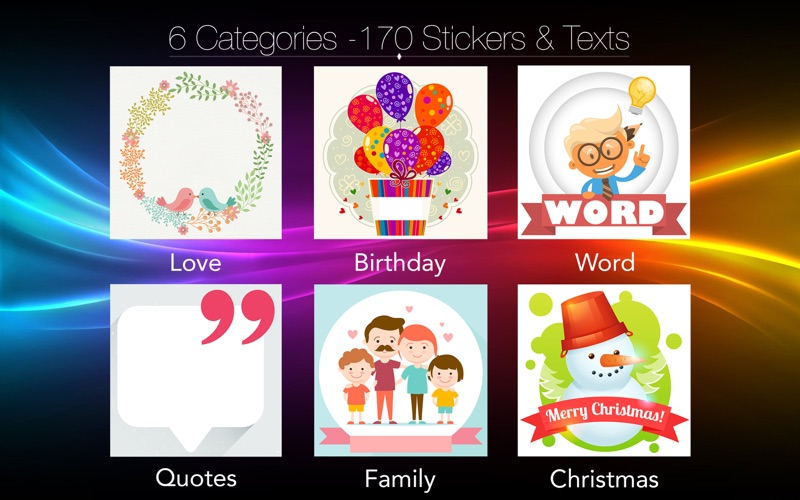 Text & Photo 2 - Picture Text Editor screenshot 5