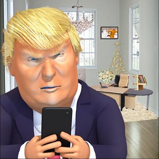 ホワイトハウス脱出 3 D シミュレータ - トランプ ゲーム 2016
