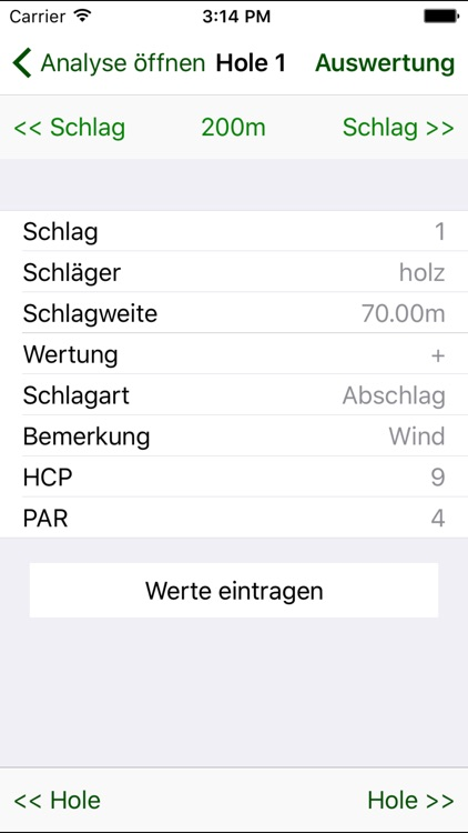 Golf-Index Pro screenshot-4