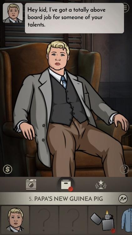 Archer, P.I. screenshot-3