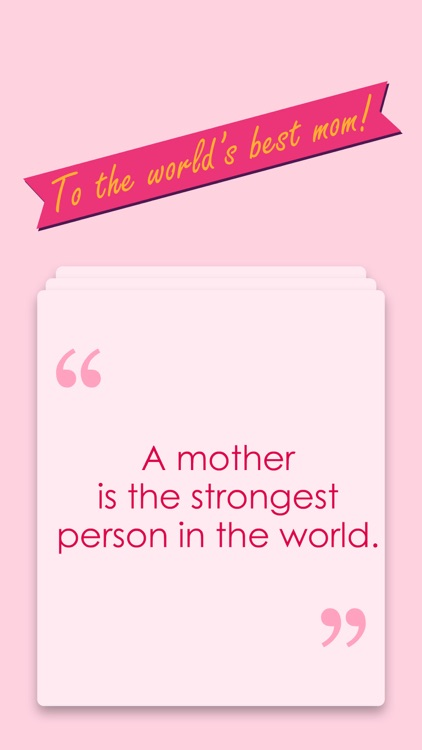 Mothers Day Quotes Pro screenshot-3