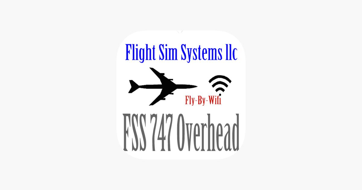 u200efss 747 overhead on the app store