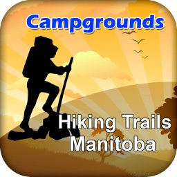 Manitoba  State Campgrounds & Hiking Trails
