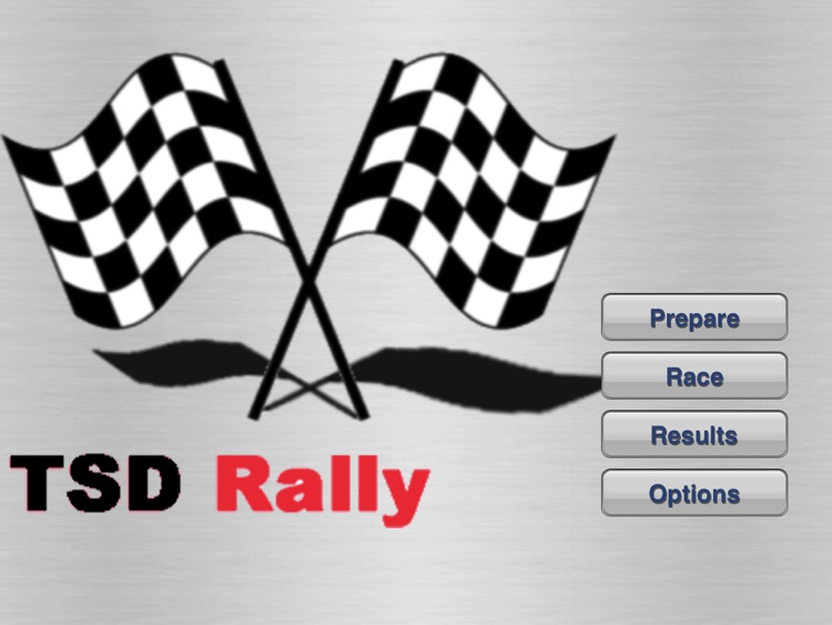 TSD Rally deluxe screenshot-0