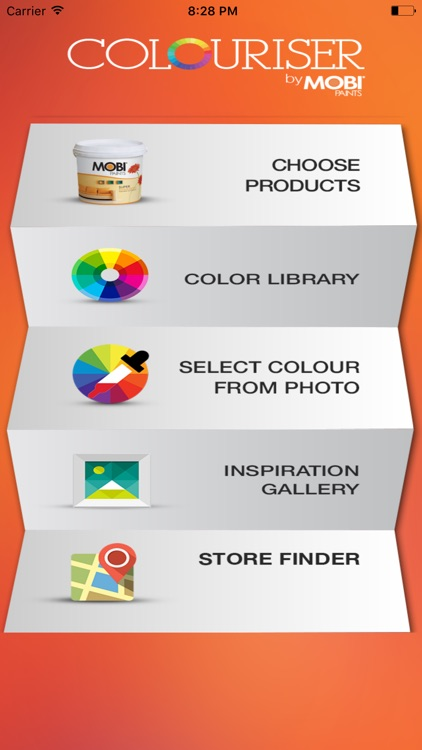 Colouriser By Mobi Paints