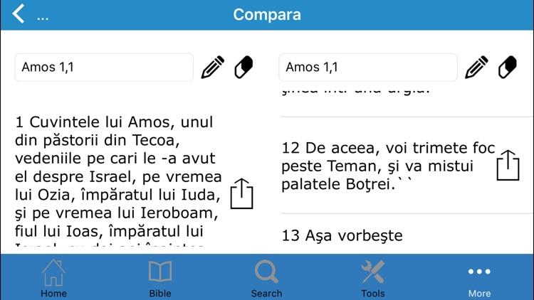 Biblia Cornilescu - în Limba Română screenshot-3
