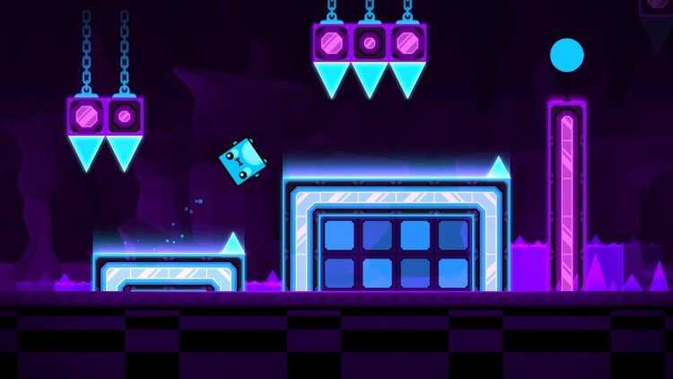 Geometry Dash World screenshot-3