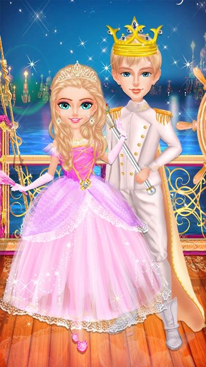Pink Princess & Prince - Royal Love Story by iPrincess