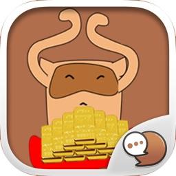 Softty Stickers Emoji Keyboard By ChatStick
