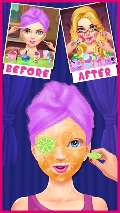 Hijab Fashion Doll Makeover - Turkish Makeup Salon screenshot three