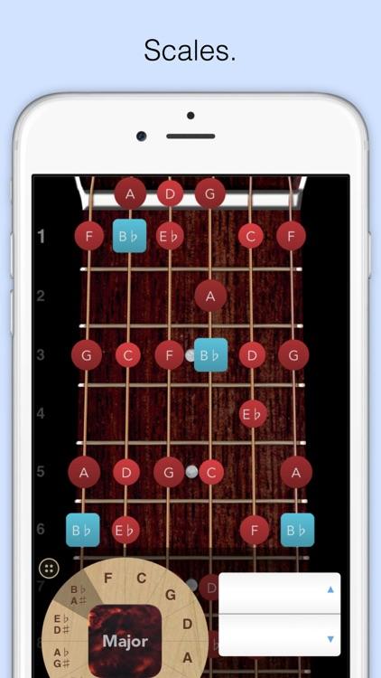 ChordBank: Guitar Chords screenshot-3