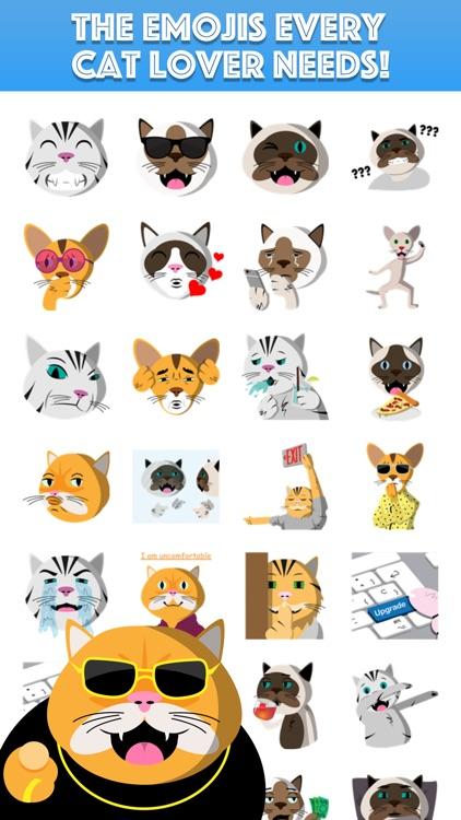 MeowMoji - Hilarious Cat Emojis & Stickers!
