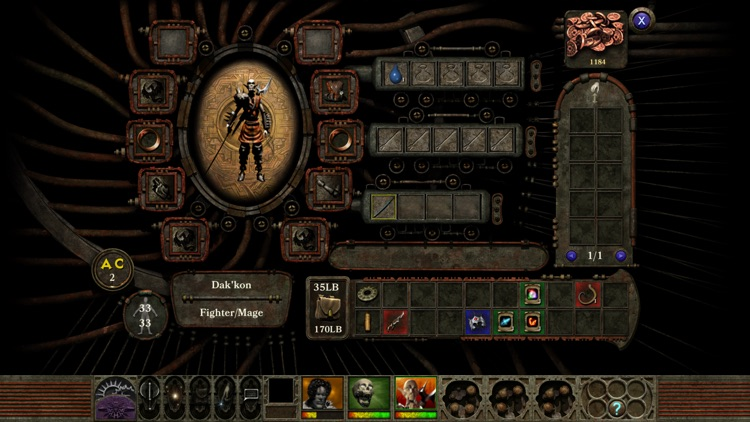 Planescape: Torment screenshot-4
