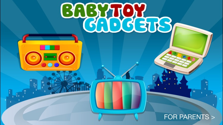 A+ Baby Toy Gadgets - Top Phone Games For Babies