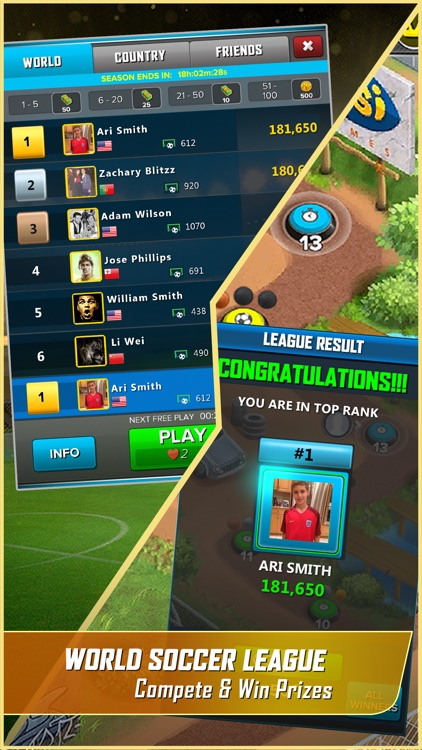 Pelé: Soccer Legend screenshot-3