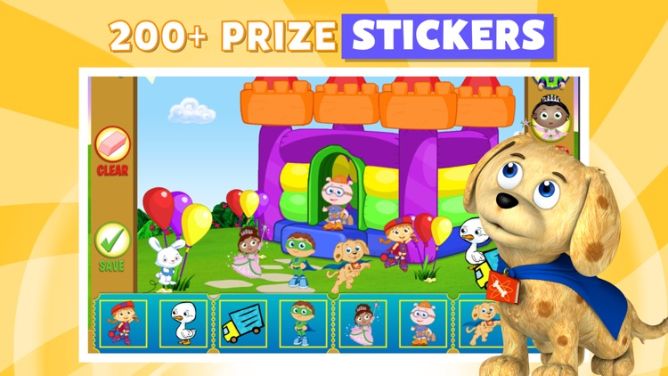 Super Why! Phonics Fair screenshot-4