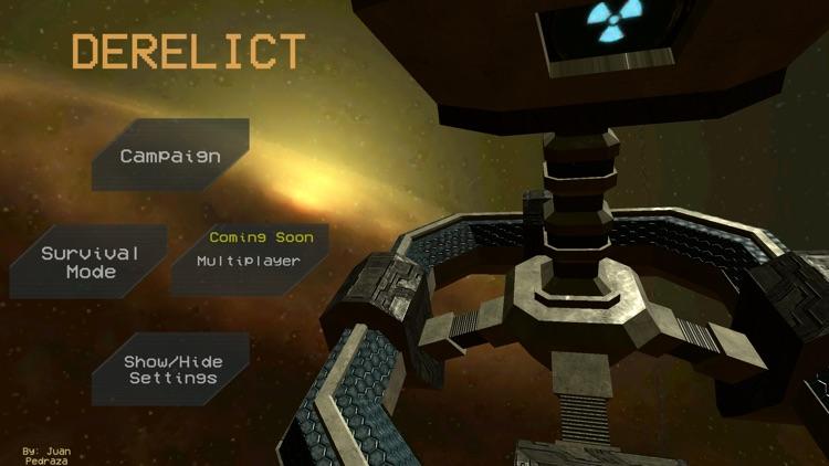 Derelict - First Person Shooter screenshot-4