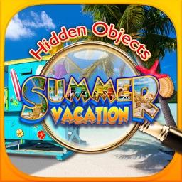Summer Beach Vacation Objects - Hidden Object Time