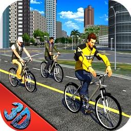 BMX Cycle Race: Adventure Ride