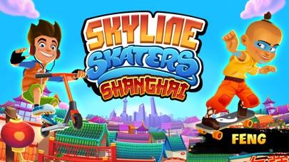 Skyline Skaters Screenshot 1