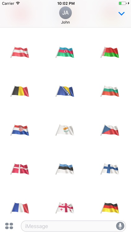 Euro Flags screenshot-3