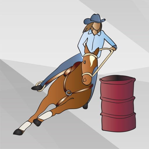 Equestrian Western Horse Riding Stickers