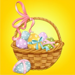 Happy Easter Basket Sticker Pack