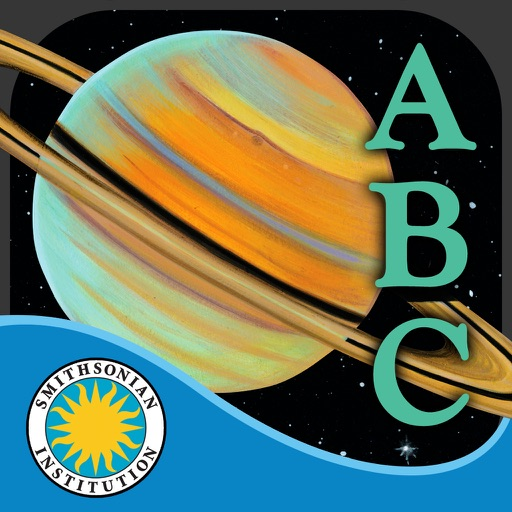 Alphabet of Space - Smithsonian Alphabet Books icon