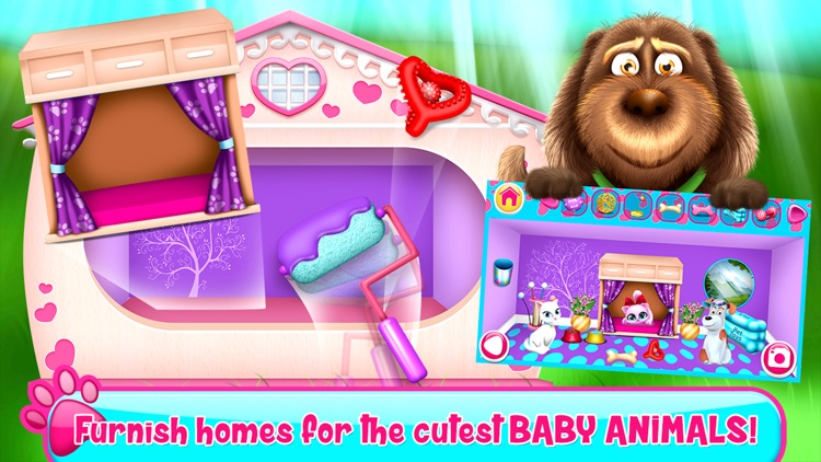 Pet House Games for Girls