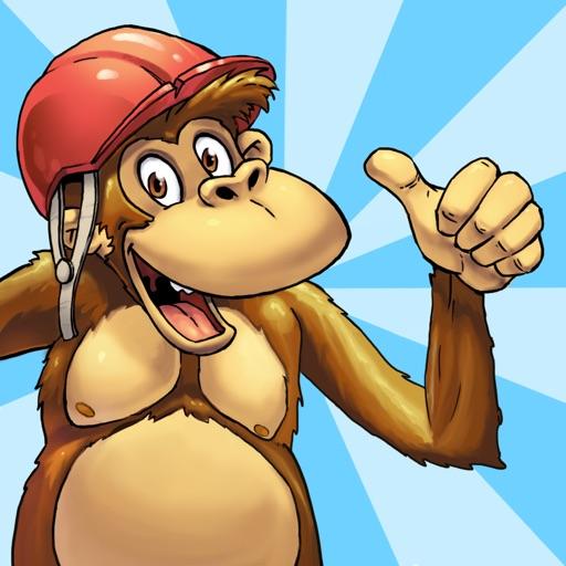 Retro Slots - Monkey