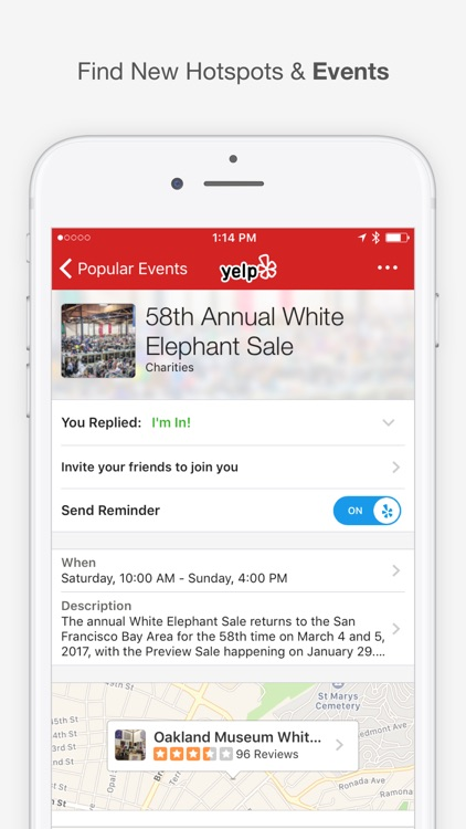 Yelp - Nearby Restaurants, Shopping & Services screenshot-4