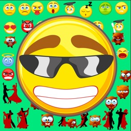 Smile Stickers Emoji