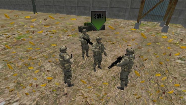 Elite Army Sniper at Frontline: Commando Defense screenshot-4