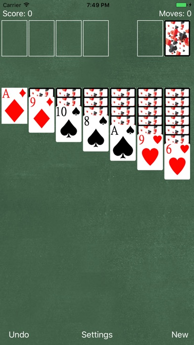 Spades Solitaire Gin Rummy Cards 16 Screenshot