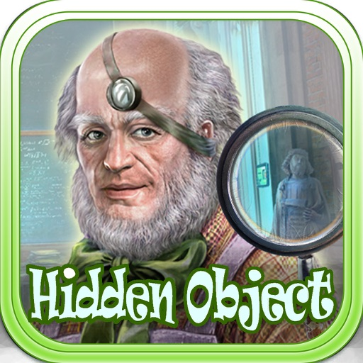Mathematics - Hidden Object Mystery