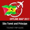 圣多美和普林西比 旅游指南+离线地图