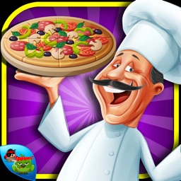 Pizza Maker Street Chef-Cooking For Girls & Teens