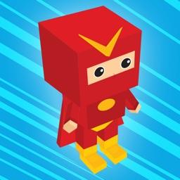 Superhero Kids - New Fighting Adventure Games