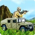 Frontline Shooter War - Anti Terrorist Spiele icon
