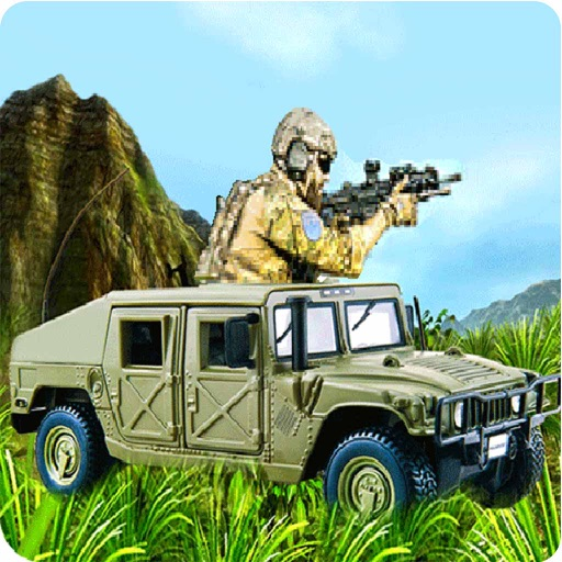 Frontline Shooter Warfare - Anti Terrorist Games