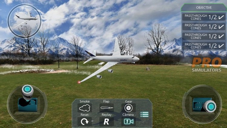 RC Pro Remote Controller Flight Simulator 4K screenshot-4