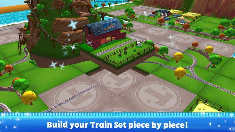 Thomas & Friends: Magic Tracks screenshot-3