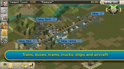 Screenshot for Transport Tycoon in Hong Kong App Store