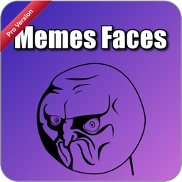 Isticker - Meme Faces Fun Pack Pro